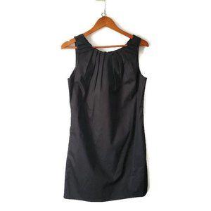 Adrienne Vittadini Sleeveless Classic Black Dress